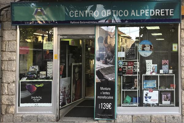 Centro Óptico Alpedrete