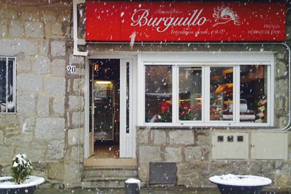 Panaderias Burguillo Alpedrete