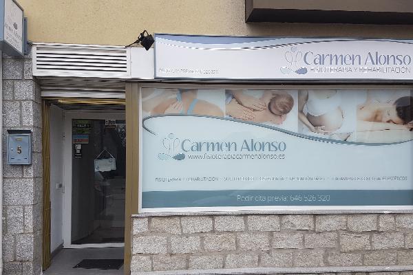 Clínica de Fisioterapia Carmen Alonso