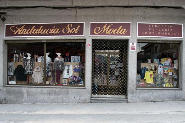 Andalucía Sol Moda