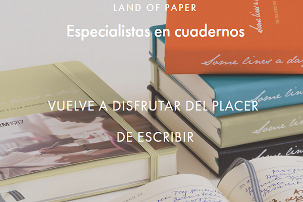 Land of paper