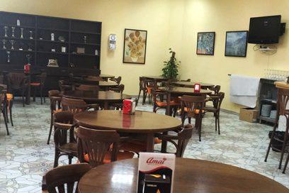 Cafetería Centro mayores