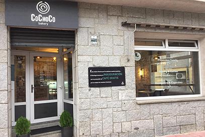 Cafetería Cochoco